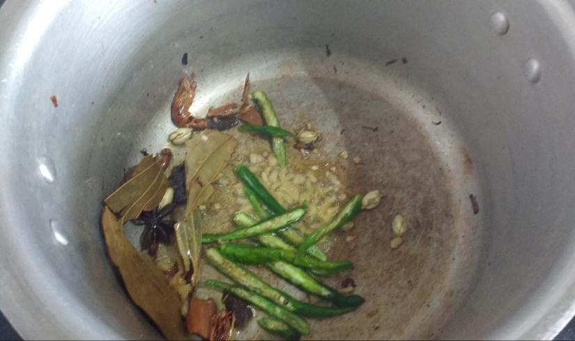 Ghee Rice/ Nei Choru
