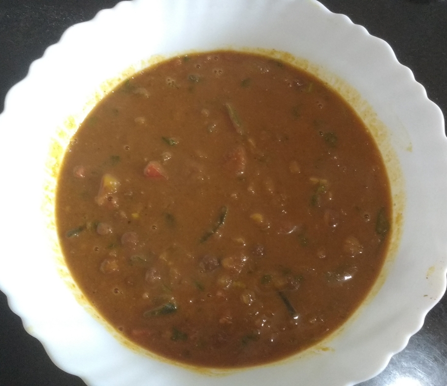 Kerala Kadala Curry/ Bengal Gram Curry